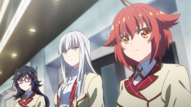 アイドルメモリーズ第1話場面カットが到着。アイドルリーグの頂点を目指す少女たち!
