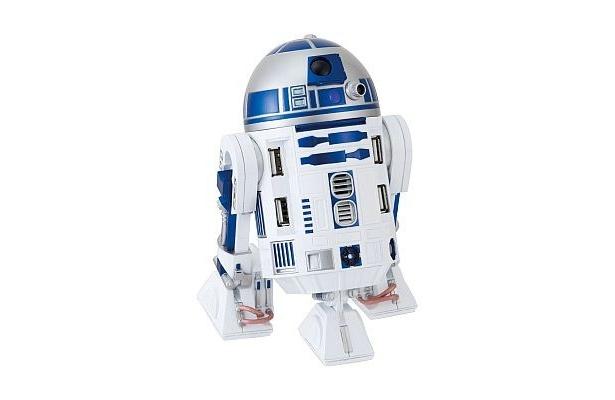 1番人気の「R2-D2 USBハブ」(7140円)