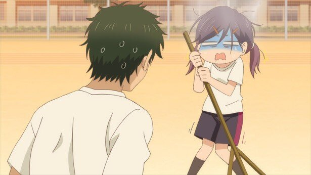 TVアニメ「私がモテてどうすんだ」第2話先行カットが到着。カラオケパセラとのコラボ企画もスタート