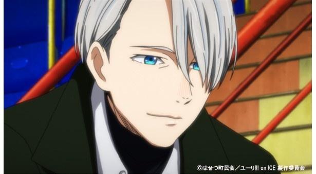 TVアニメ「ユーリ!!! on ICE」第2話先行カットが到着。もうひとりのユーリが乱入!