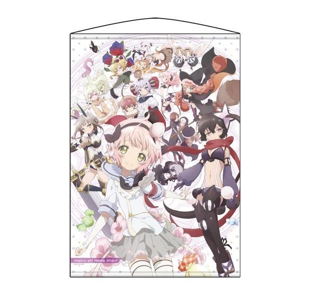 TVアニメ「魔法少女育成計画」からトートバッグなどのグッズ登場!