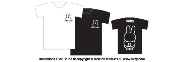 オリジナルTシャツ(BK/WH) 各3045円
