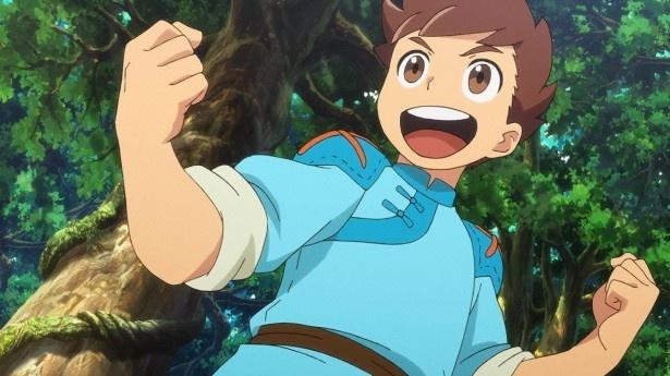 アニメ「モンスターハンター ストーリーズ RIDE ON」の第1話『絆の力』を、場面カットとあらすじで振り返る!