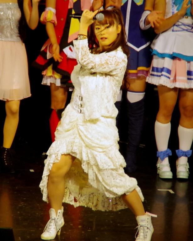 Team MADONNAキャプテン・白石茉莉奈「1986年のマリリン」(本田美奈子)