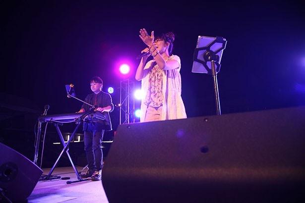 マチ★アソビならではのコラボライブも実現!eufoniusライブ【マチ★アソビVol.17】