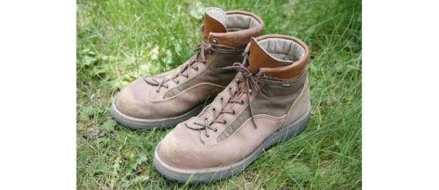 靴は専門家に選んでもらった方が安全だ