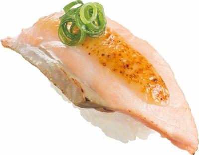 味噌が香ばしい「天然秋鮭ちゃんちゃん焼き」(税抜 100円)