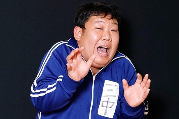 元「めちゃイケ」レギュラーで芸人の三中元克(dボタン)
