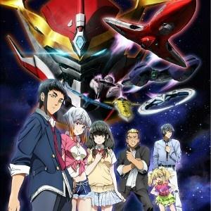 TVアニメ「アクエリオン」シリーズが3週連続ニコ生一挙放送決定!