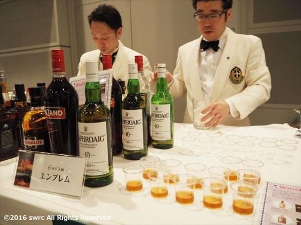 「Whisky Festival 2016 in TOKYO」は池袋サンシャインシティで開催