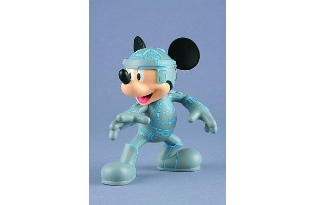 TRONバージョンで登場! 「VCD MICKEY MOUSE(TRON ver.)」