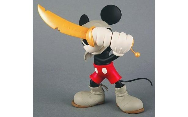 2007年4月登場「VCD Pirate Mickey」(5040円) ※現在も発売中