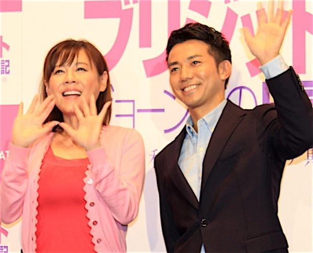 高橋真麻と綾部祐二が「大人の恋愛」についてトーク!