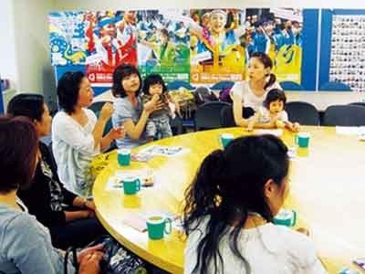 名古屋・栄のとある会議室にて行われた打ち合わせ