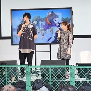 逢坂良太、五十嵐裕美らがアニメやイベントを振り返った「テイルズ オブ」ステージ【マチ★アソビvol.17】