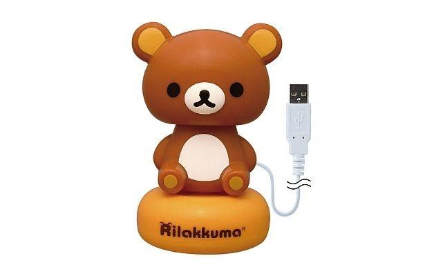 オフィスで癒してくれる!?「USBリラックマ(リラックマ)」