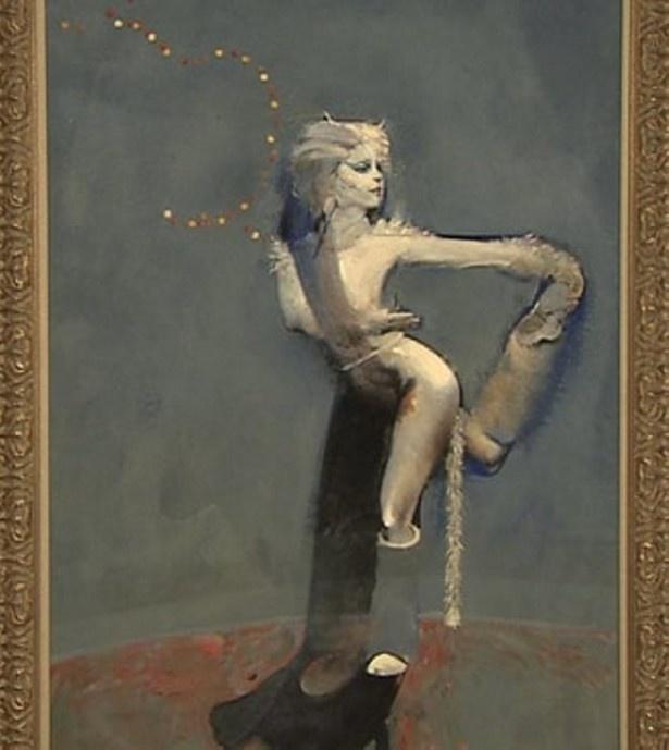 ロバート・ハインデルの「ヴィクトリア~ザ・ホワイトキャット」