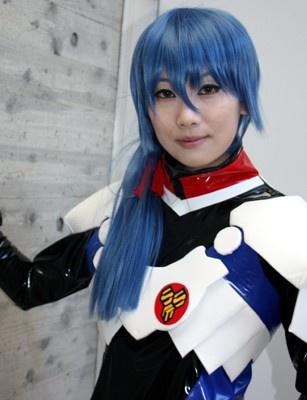 日本最大級のキャラクター&ホビーイベント「キャラホビ2009」。今年は「マクロスF」が人気のようで…