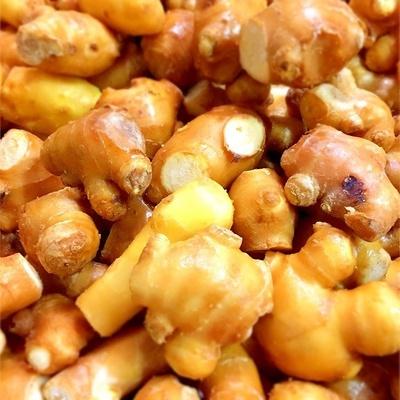 【写真を見る】使用した生姜は200個