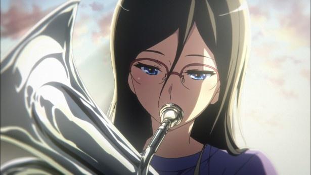 「響け!ユーフォニアム2」第3話場面カットが到着。希美の復帰を認めないあすかの理由とは……