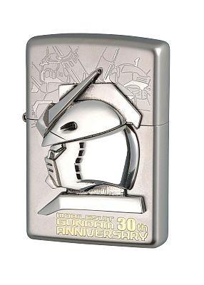 30周年アニバーサリーにふさわしいクールなデザイン「NO.1ガンダム」