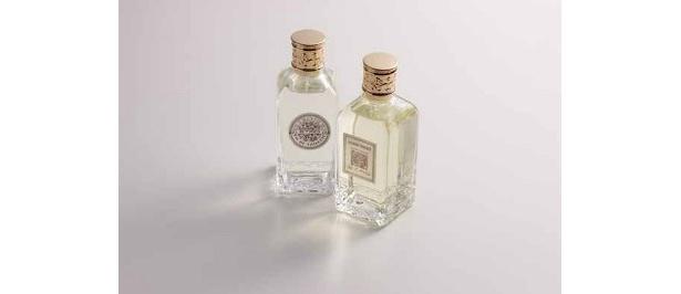 東洋と西洋の文化の融合をコンセプトに、「香りの芸術品」としたイタリアの「エトロ」