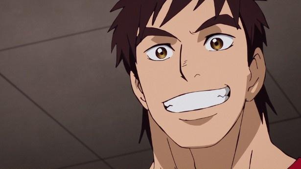 TVアニメ「タイガーマスクW」第4話先行カットが到着。炸裂するレッドデスクロー!