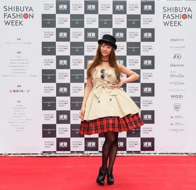 【写真を見る】「これからも渋谷を楽しみたい」と渋谷への想いを語った西内まりやさん