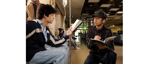 若き演技派・池松壮亮。純愛映画『砂時計』にも出演していた
