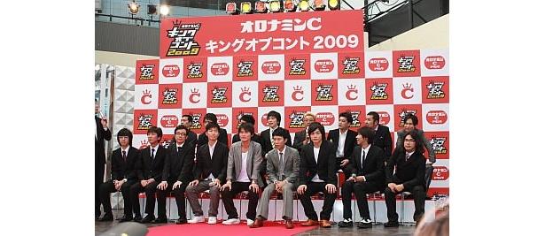 決勝は、9/22(火)TBS系で生放送される