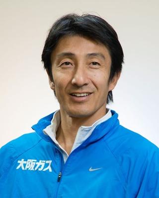 北京五輪男子400mリレー銅メダリスト・朝原宣治氏もリレーパフォーマンスに参加