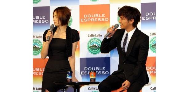 「米倉さんのような上司がいたら、ずっと見ちゃって仕事が進まないかも…」と成宮さん