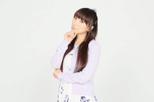 堀江由衣さんのポートレート