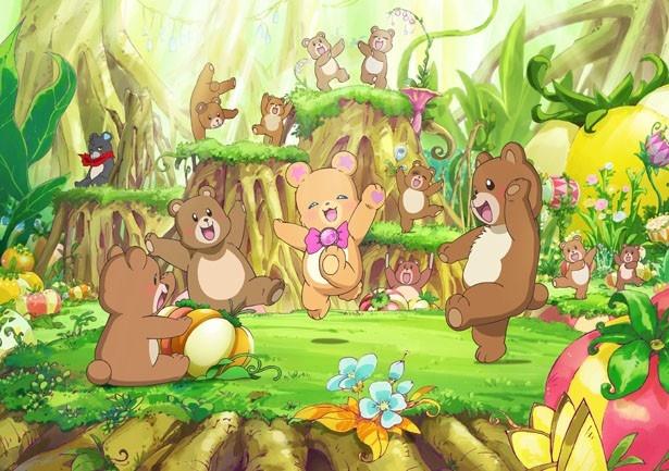 色々なクマが登場する本作、あのキャラクターも映画に登場する!