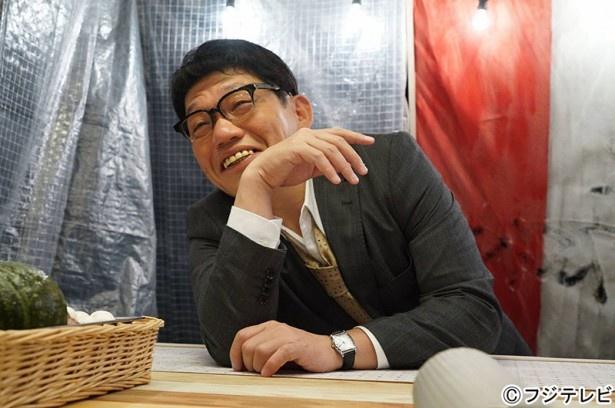 11月3日(木・祝)に放送の「Chef~三ツ星の給食~」第4話に飯尾和樹が登場!