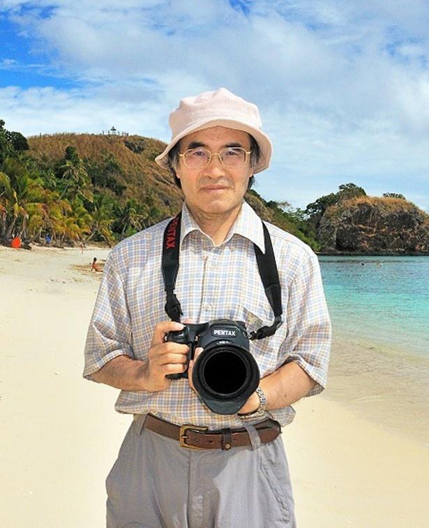 【写真を見る】桐ヶ谷英明氏がライフワークとする楽園写真に期待