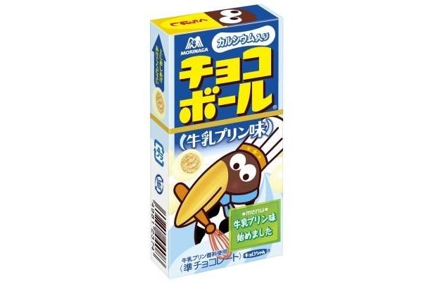 パティシエ姿のキョロちゃんがかわいい新作は牛乳プリン味!