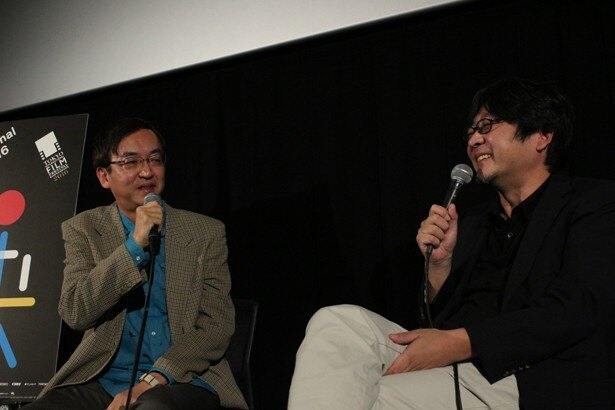 【写真を見る】細田監督が『サマーウォーズ』の裏側を語る!