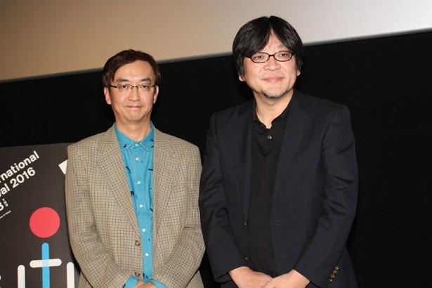 今年の東京国際映画祭ではアニメーション特集「細田守の世界」が実施されている