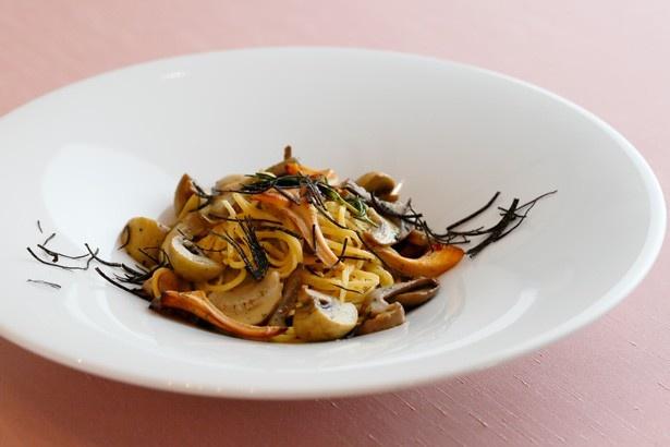 イタリアンレストラン「コーラル」では本格イタリアン(ランチコース4514円〜)が味わえる(写真はイメージ)/デザートカフェ 長楽館