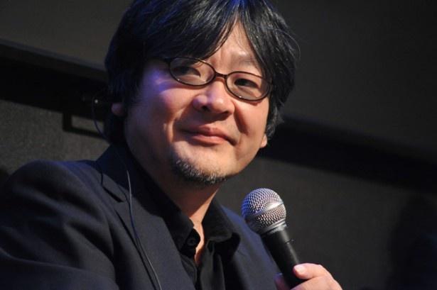 海外での評判について「興味深かった」と語った細田守監督