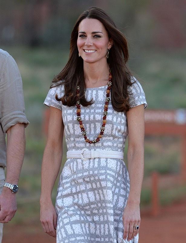 【写真を見る】ファストファッションで登場することも多いキャサリン妃