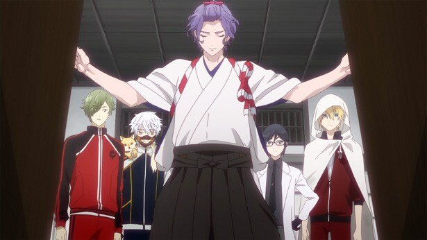 「刀剣乱舞 -花丸-」第5話カット&あらすじが到着。大倶利伽羅と三日月宗近が登場!