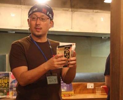福岡ウォーカー編集長・飯尾のアイデア料理も登場