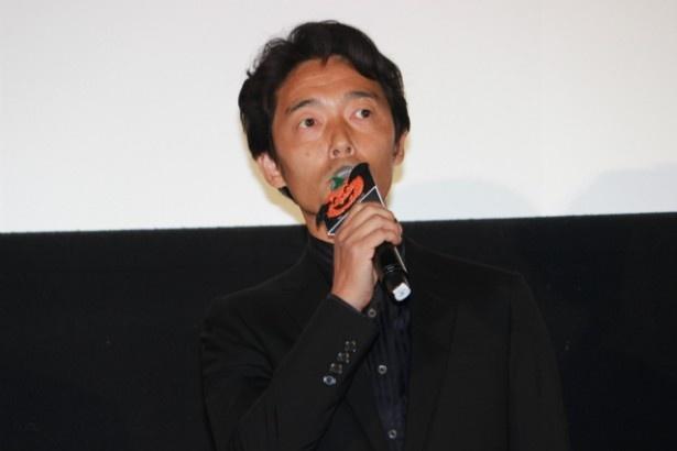 メガホンをとった佐藤信介監督