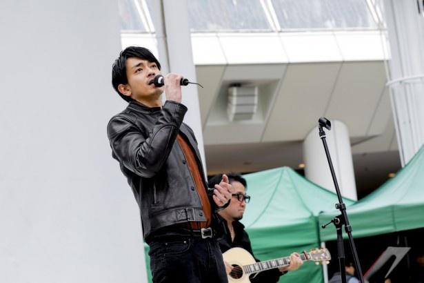 劇団EXILEの人気俳優・青柳翔が本格的に歌手活動を開始!