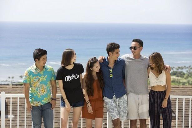 松本彩夏CPは、ハワイ編のメンバーを選んだポイントを「基本的にはハワイと日本でオーディションをして、感覚的に『いいなー』と思った子を」と明かす