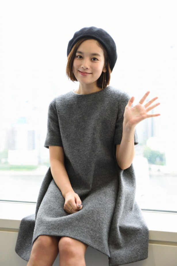 グリーンチャンネルのイメージキャラクターを務めている筧美和子