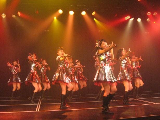 『純情U-19』のセンターは山田寿々(14歳)
