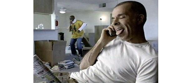 オバマが出馬した第44代アメリカ大統領選挙へ投票を呼びかけるCM